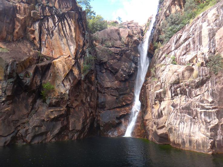 Motor Car Creek Falls