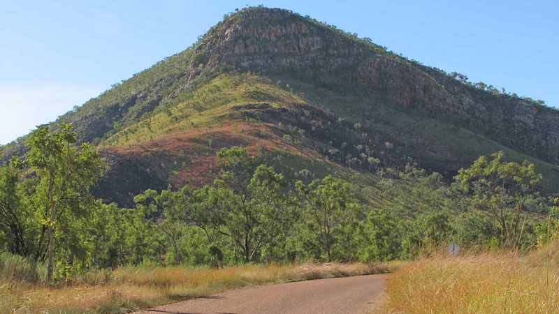 Gibb River Road mountain---Yaruman5