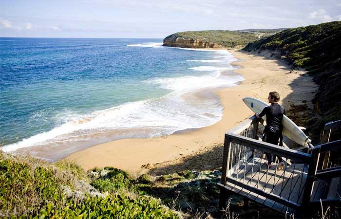 Bells Beach Grampians Victoria - Tourism Australia