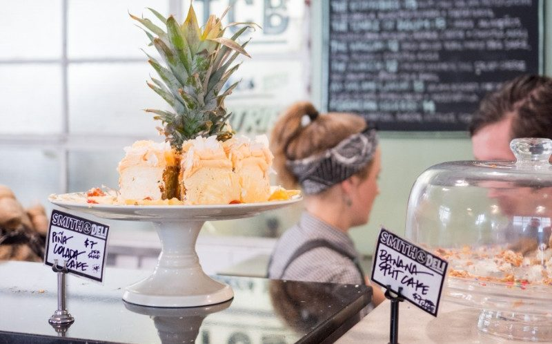Fitzroys Smith and Deli vegan deli