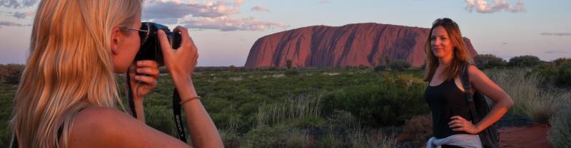 Uluru Sunset Northern Territory