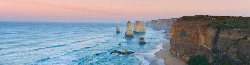 The Twelve Apostles on the Great Ocean Road, Victoria