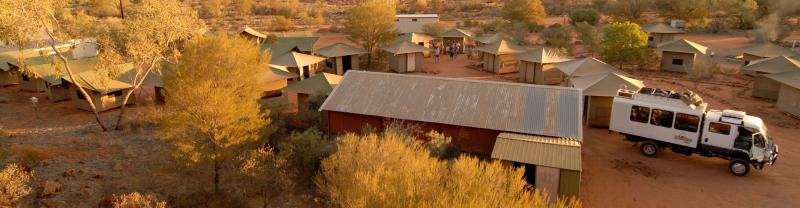 Accommodation and Transport Kings Canyon Northern Territory