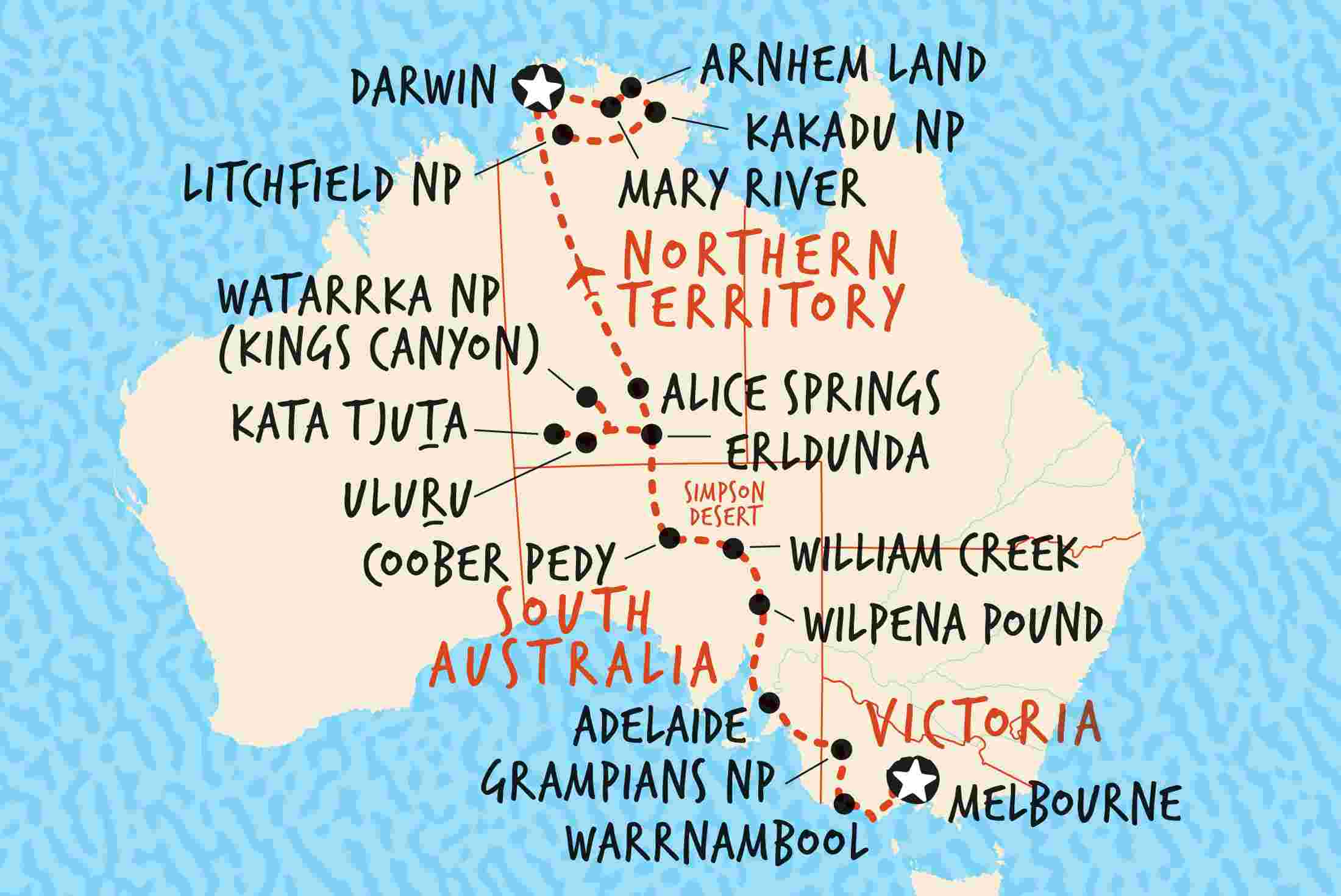 Uluru Tours & Travel - Ayers Rock Tours | Adventure Tours