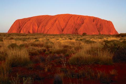Australian Outback, Uluru, Northern Territory