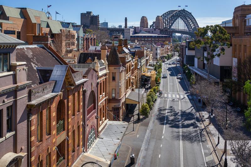 Eat,drink, walk Sydney