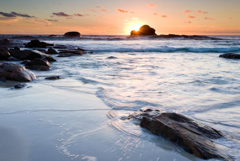 Redgate Beach in Margaret River, Western Australia